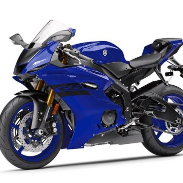 The New 2017 Yamaha R6