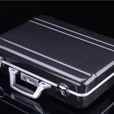 Carbon Fibre Briefcase
