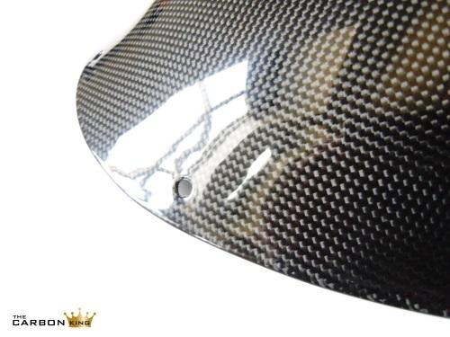 THE CARBON KING 3K PLAIN CARBON FIBRE WINDSCREEN DUCATI 748 916 996 998 SCREEN