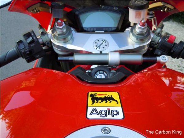AGIP STICKER PACK 9 X STICKER SHEET OF VARIOUS SIZES IDEAL FOR DUCATI APRILIA