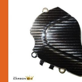 THE CARBON KING APRILIA RSVR & TUONO CARBON FIBER SPROCKET COVER FIBRE RSV 04-10