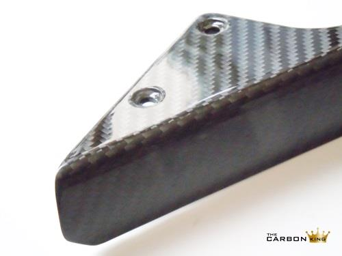 THE CARBON KING APRILIA RS125 1996-2013 CARBON FIBRE CHAIN GUARD FIBER TWILL