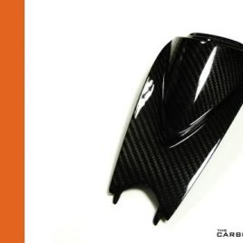 THE CARBON KING APRILIA RSV4 GLOSS TWILL CARBON FIBRE SEAT COWL COVER FIBRE
