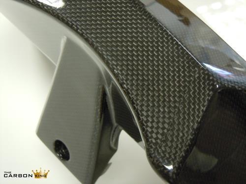 APRILIA TUONO V2 2006-2010 CARBON FIBRE BELLY PAN (1 PIECE) IN PLAIN WEAVE GLOSS