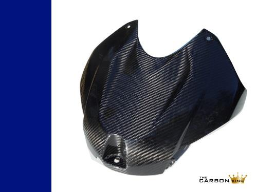 BMW S1000R NAKED & S1000RR (2015 ON) PETROL TANK COVER GUARD CARBON FIBER FIBRE