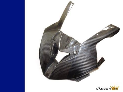 BMW S1000RR 2019-2014 CARBON FIBRE RACING FRONT NOSE FAIRING BY THE CARBON KING
