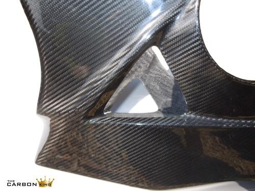 BMW S1000RR 2019-14 CARBON FIBRE RACING BELLY PAN FIBRE