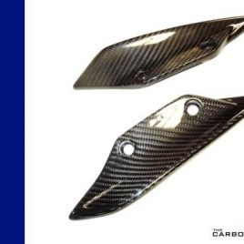 THE CARBON KING BMW S1000RR CARBON FIBRE FAIRING WINGLETS SPOILERS FIBER 3K