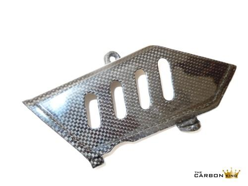 THE CARBON KING CARBON FIBRE CHAIN GUARD DUCATI 750SS & 900SS 1991-1998 FIBER