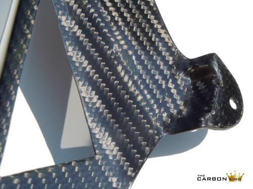 THE CARBON KING SUZUKI GSXR 600 750 CHAIN GUARD 2011-2017 CARBON FIBRE FIBER
