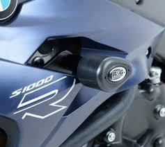 R&G AERO CRASH PROTECTORS BMW S1000R 2014 ONWARDS CP0366BL READ DESCRIPTION