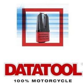 DATATOOL DEVIL 1000 DISC LOCK MOTORBIKE MOTORCYCLE SHACKLE INCLUDES 4 KEYS