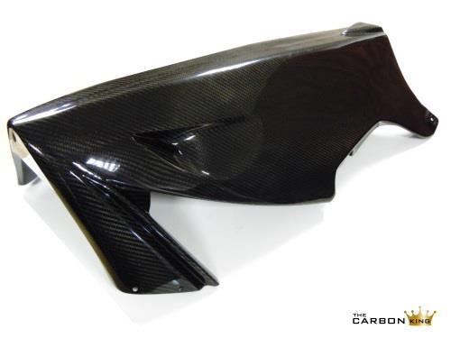 HONDA CBR1000RR FIREBLADE 2012-16 CARBON FIBRE RACING BELLY PAN IN TWILL WEAVE