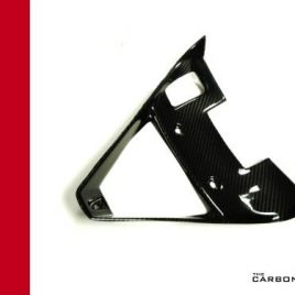 THE CARBON KING VEE PANEL FITS DUCATI 848 1098 1198 FAIRING V FIBER FIBRE PANEL