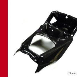 DUCATI 748 916 996 CARBON FIBRE ONE PIECE AIRBOX IN PLAIN WEAVE AIR BOX FIBRE