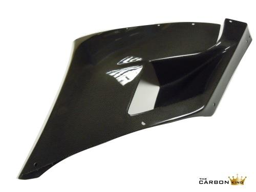 DUCATI 748 916 996 CARBON FIBRE SIDE FAIRINGS IN PLAIN GLOSS WEAVE PAIR SUPPLIED