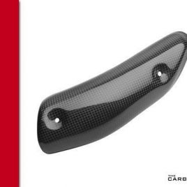 THE CARBON KING CARBON FIBRE EXHAUST HEAT SHIELD COVER GUARD DUCATI 749 999