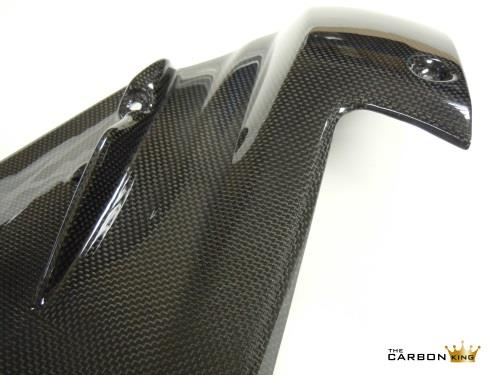 DUCATI 749 999 2003 TO 04 CARBON FIBRE MIDDLE SIDE FAIRINGS IN PLAIN WEAVE PAIR