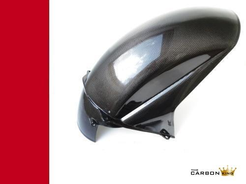 THE CARBON KING CARBON FIBRE DUCATI 750SS IE 1999 to 2002 REAR HUGGER MUDGUARD