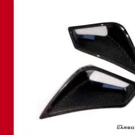 DUCATI 848 1098 1198 CARBON FIBRE SEAT UNIT CARBON AIR INTAKE VENTS IN PLAIN