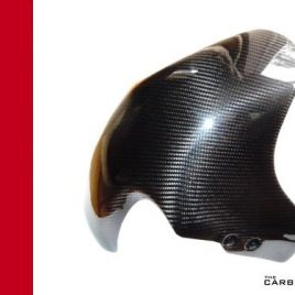 THE CARBON KING DUCATI 888 851 600 750 900 SS CARBON FIBRE FRONT MUDGUARD FIBER