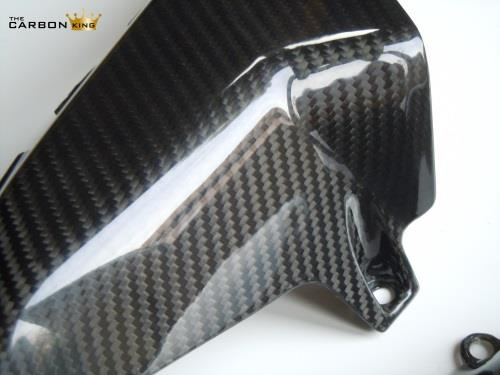 DUCATI 696 796 1100 MONSTER CARBON FIBRE RADIATOR COVERS FIBER USA/CANADA SPEC