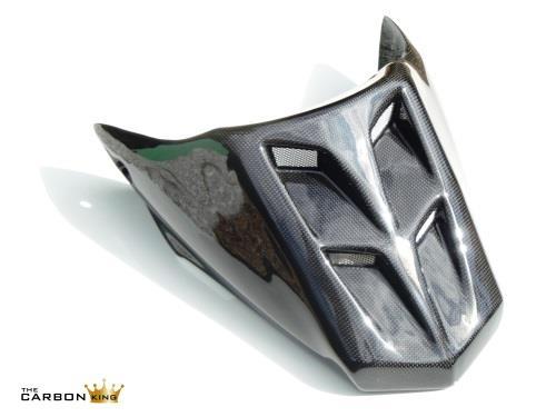 DUCATI MONSTER 696 796 1100 CARBON FIBRE SEAT COWL UNIT VENTED REAR FAIRING