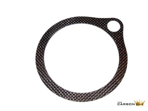 THE CARBON KING DASH CLOCK SURROUND DUCATI ST2/ST4 (99-03) ST4S (03 ONWARDS)