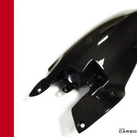 DUCATI STREETFIGHTER CARBON FIBRE REAR HUGGER MUDGUARD FIBER BY THE CARBON KING