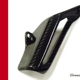 DUCATI SUPERSPORT 900SS IE & 1000DS CARBON FIBRE CHAIN GUARD IN TWILL WEAVE 02+