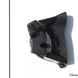 THE CARBON KING HONDA CBR1000RR 2008-2012 CARBON FIBRE SPROCKET COVER FIBER