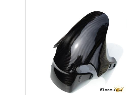THE CARBON KING HONDA CBR600RR 2005-06 CARBON FIBRE FRONT MUDGUARD FENDER FIBER
