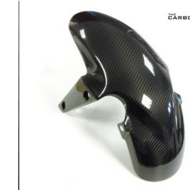 HONDA CBR650 CARBON FIBRE FRONT MUDGUARD TWILL WEAVE 2017 ONWARDS FENDER