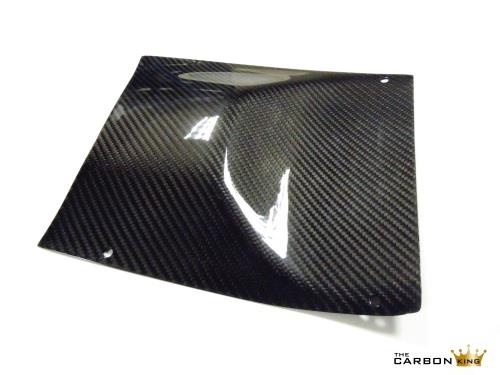 HONDA CBR1000RR FIREBLADE 2012-16 CARBON FIBRE RACING TAIL UNDERTRAY IN TWILL