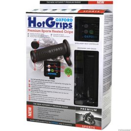 OXFORD HOT GRIPS PREMIUM SPORTS VERSION HEATED GRIP MOTORCYCLE MOTORBIKE