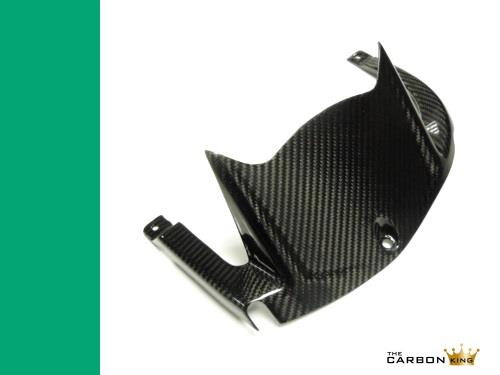 KAWASAKI ZX10R 2016 ONWARDS CARBON FIBRE REAR HUGGER FIBER MUDGUARD CARBON KING