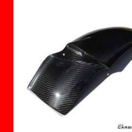 THE CARBON KING MV AGUSTA F4 & BRUTALE 99-09 REAR HUGGER MUDGUARD FIBER FIBRE