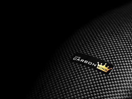 THE CARBON KING TRIUMPH DAYTONA 675 CARBON FIBRE EXHAUST END COVER TRIM FIBER