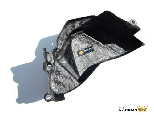 THE CARBON KING YAMAHA R1 2007 08 CARBON FIBRE SPROCKET COVER FIBER YZF R1