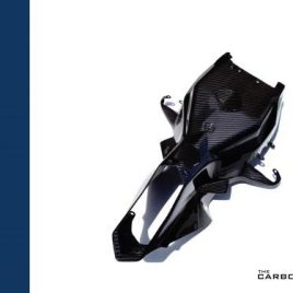 YAMAHA R1 2015 16 R1 & R1M CARBON FIBRE REAR UNDERTRAY AND TAIL PIECE IN TWILL