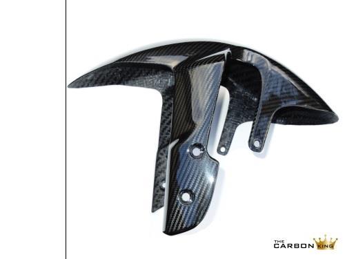 SUZUKI GSXR1000 2005-08 GSXR600/750 06-10 CARBON FIBRE FRONT MUDGUARD FENDER