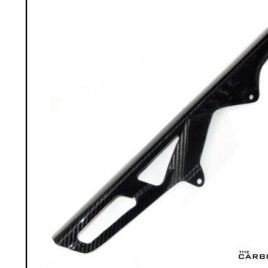 THE CARBON KING SUZUKI GSXR 600 750 CHAIN GUARD 2011-2017 CARBON FIBRE FIBER