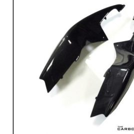 SUZUKI GSXR1000 2005-06 CARBON FIBRE TAIL FAIRING PANELS TRIM THE CARBON KING