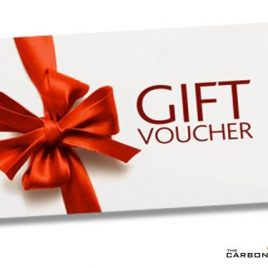 THE CARBON KING GIFT VOUCHER £25