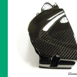 TRIUMPH DAYTONA 675 STREET TRIPLE 13-16 CARBON FIBRE SPROCKET COVER TWILL WEAVE