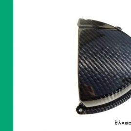 THE CARBON KING TRIUMPH SPEED TRIPLE 2005 - 10 CARBON FIBRE SPROCKET COVER 1050