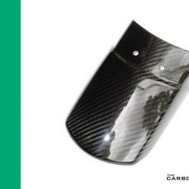 *THE CARBON KING* TRIUMPH TIGER 800 CARBON FRONT MUDGUARD EXTENDER FENDER FIBER
