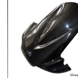 THE CARBON KING SUZUKI GSXR 600 750 2011-17 CARBON FIBRE REAR MUDGUARD HUGGER
