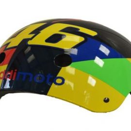 KIDDIMOTO HELMETS - VARIOUS DESIGNS AND SIZES HELD IN STOCK