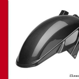 THE CARBON KING CARBON FIBRE DUCATI 888 AND 851 REAR HUGGER MUDGUARD FIBER